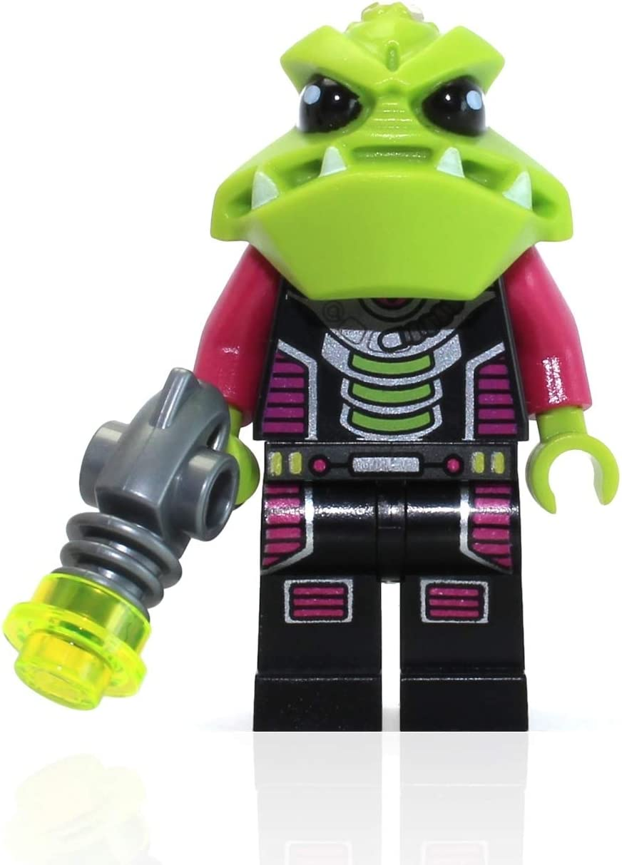 LEGO Space Alien Conquest Minifigure - Alien Trooper