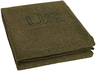 product image for Faribault Army Green US Blanket