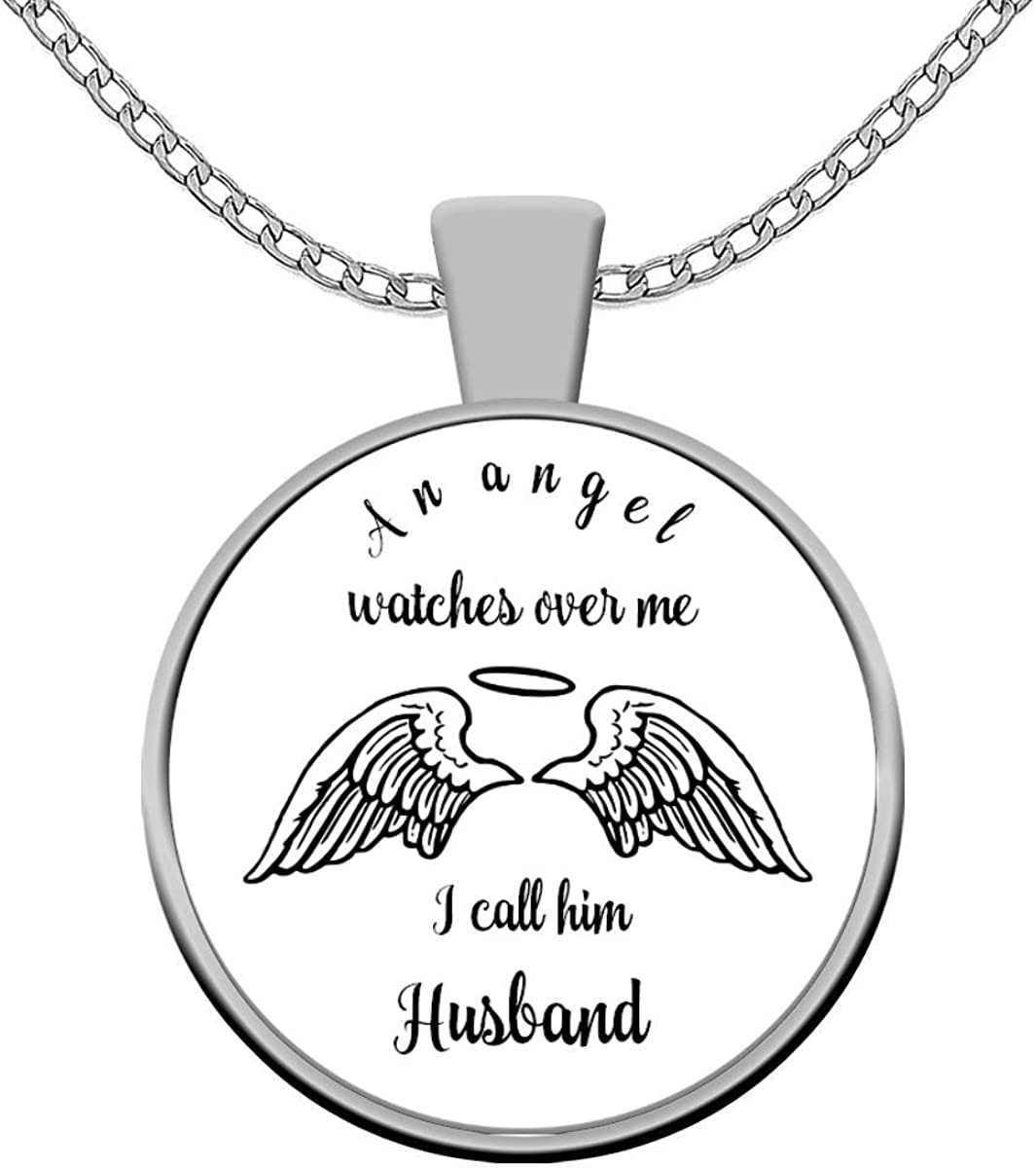 Angel Jewelry Guardian Angel Charm in Fine Silver Bridesmaid Gift
