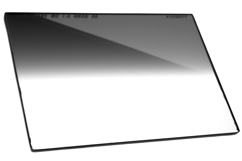 Firecrest ND 4 x 5.65ニュートラル密度水平ソフトエッジGraduated Filter 1.5 (5停止) forビデオ放送、映画、本番、すべての4 x 5.65インチマットボックスと互換性   B00LP3EV8I