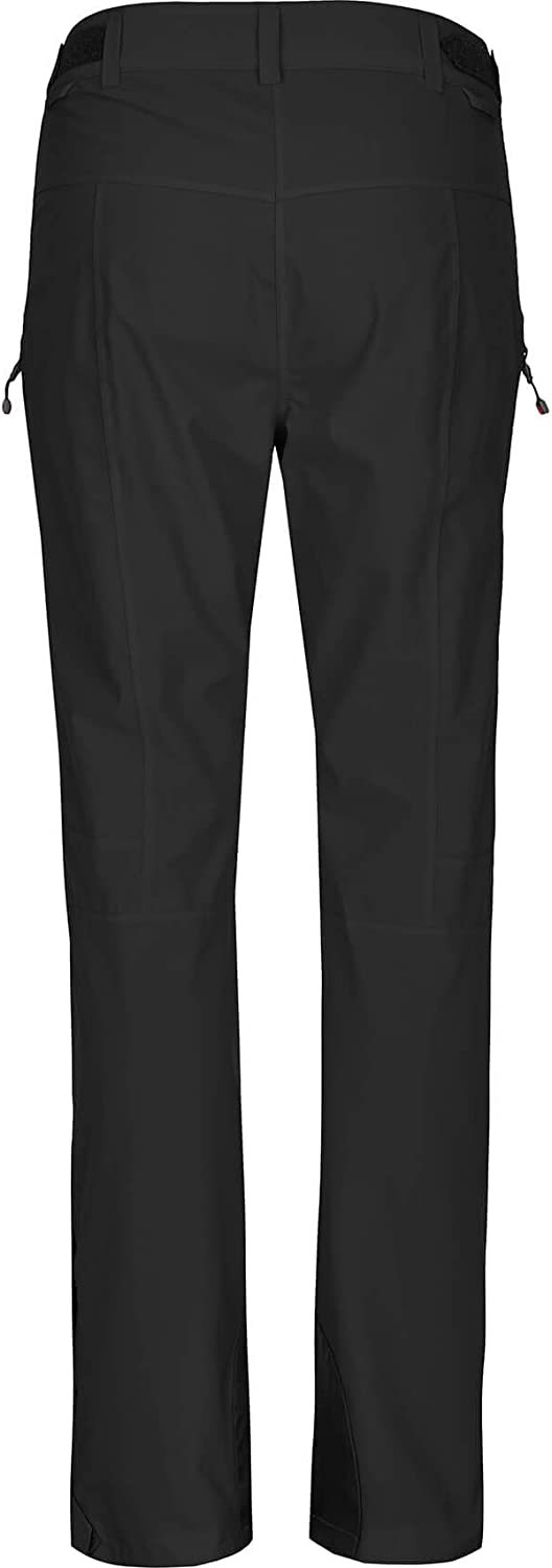 44 Black Slim fit Damen Bergson Damen Skihose Ice Light 900