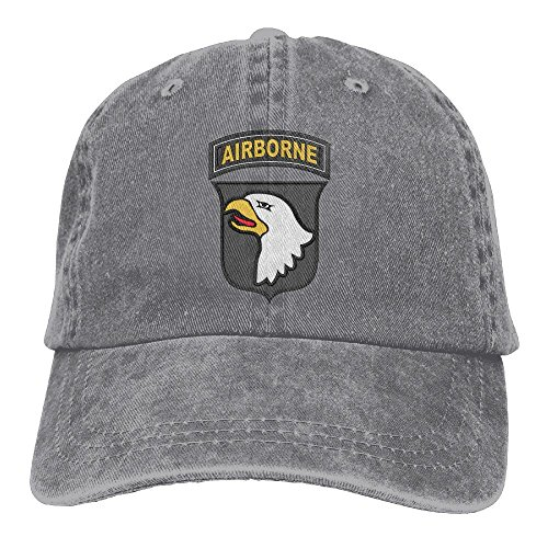 BETARIAN Army 101st Airborne Division Embroidered Low Profile Plain Baseball Hat Dad Trucker Hat