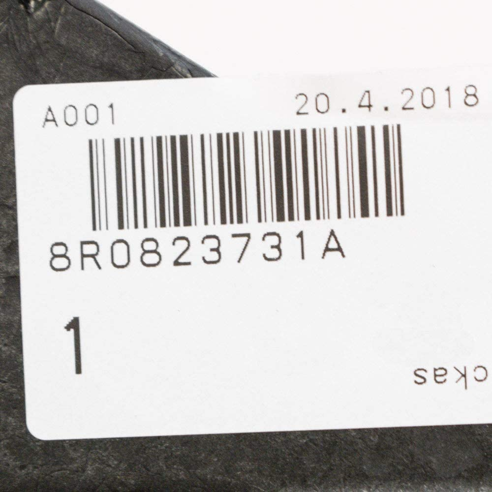 GTV INVESTMENT Q5 8R Joint de capot authentique c/ôt/é gauche 8R0823731A 2016