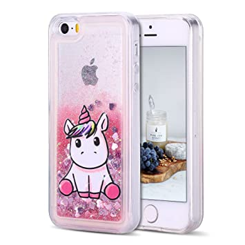 iphone 5 coque paillette