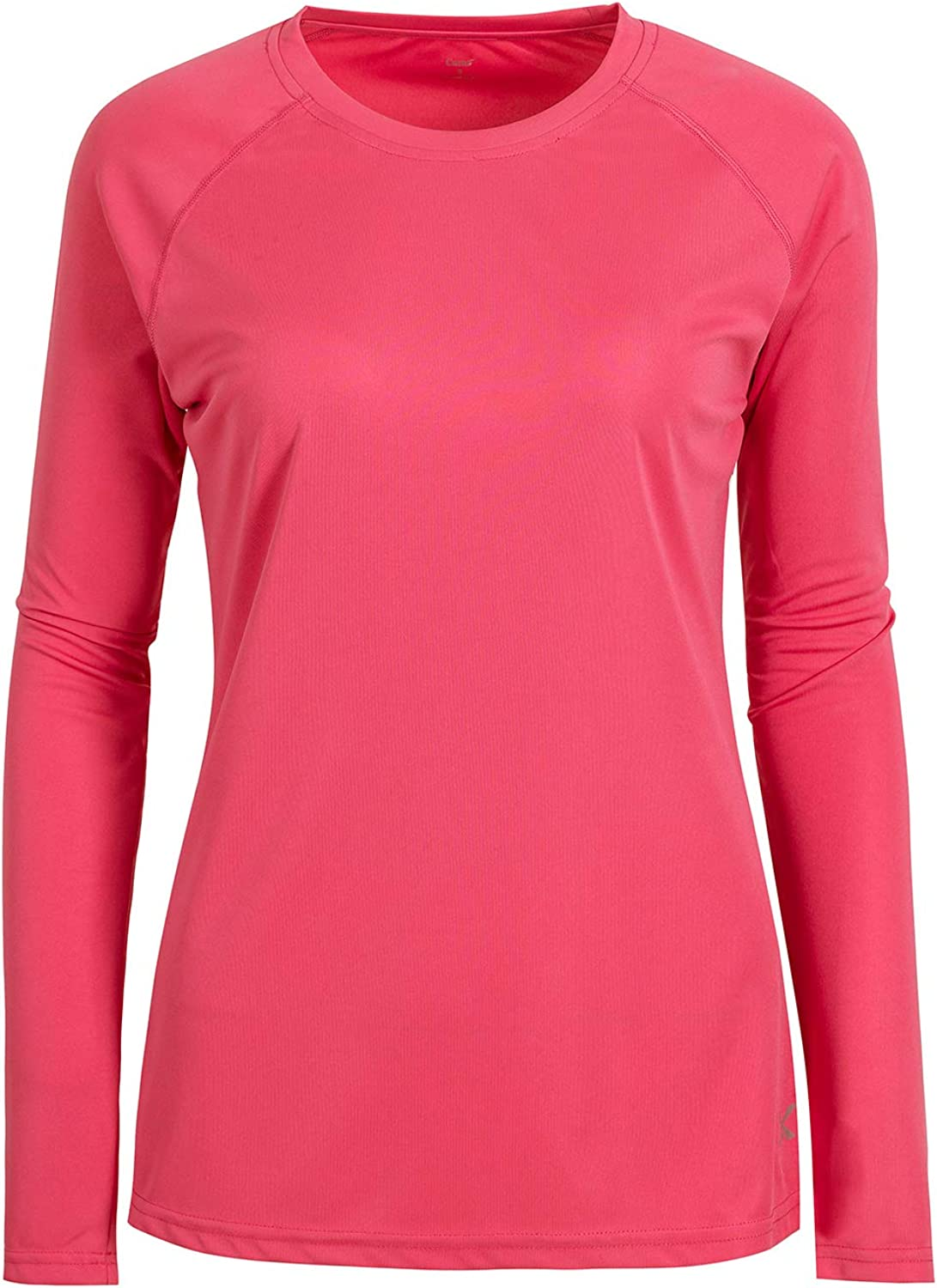 Women's UPF 50+ Sun Protection Long Sleeve T-Shirt Performance Active Top  Golf Shirts Workout Sports Leisure Slim Fit at Amazon Women's Clothing store