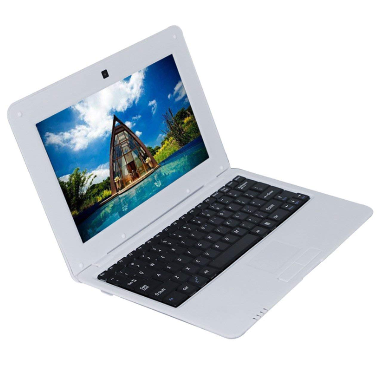 10.1 inch for Android 4.4 WM8880 Dual Core 1.5GHz 512M + 4G WiFi Mini Netbook Game Notebook Laptop PC Computer by NeanTak-us