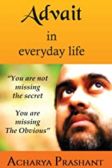 Advait in Everyday Life Paperback