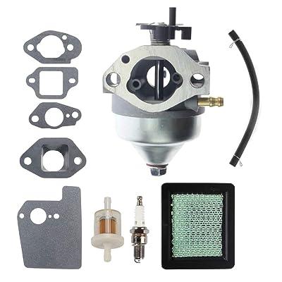ANTO 16100-Z0L-853 Carburetor for Honda GCV160A GCV160LA GCV160LAO Engines: Garden & Outdoor
