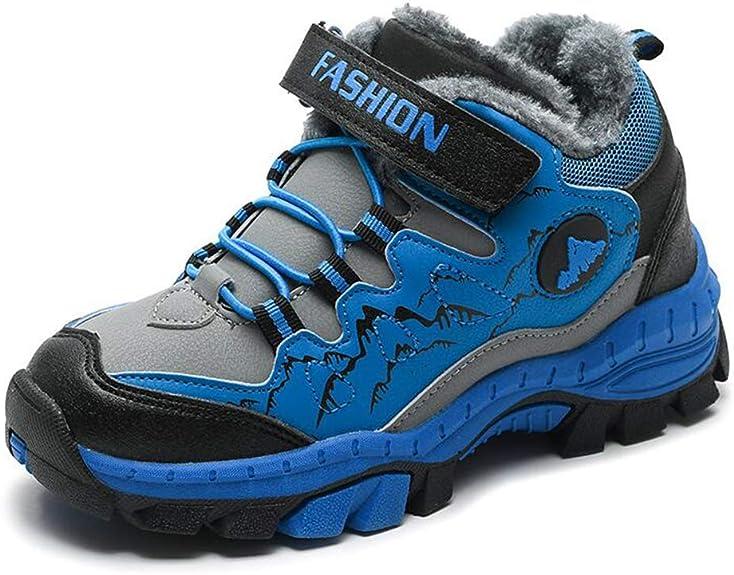 Zapatos de Trekking para niños Zapatos Campin para Exterior ...