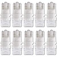 Grandview 10pcs Blanco T10 501 Bombillas LED, W5W