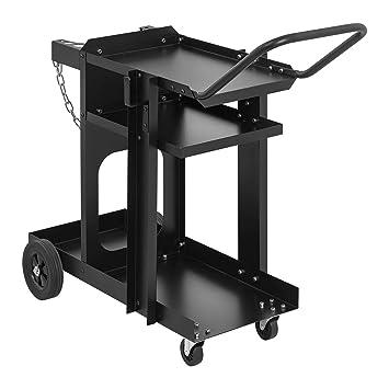 Stamos Welding Carro de soldadura SWG-WC-1 (Carga máxima: 75 kg