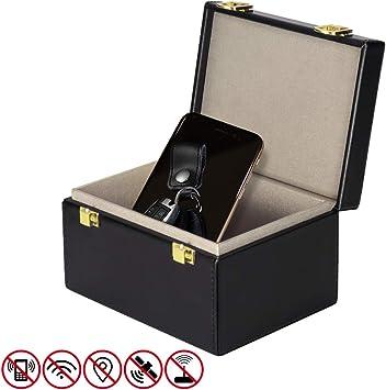 Caja de Bloqueo de señal de Llave de Coche Caja de Faraday para ...