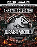 Jurassic World 5-Movie Collection [Blu-ray] -  Rated PG-13, Joe Johnston, Sam Neill