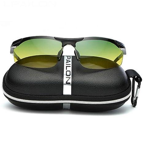 ZXLRH Gafas De Sol Espejo Polarizado Espejo De Conducción ...