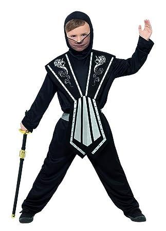 Luxuspiraten Disfraz de Pirata de Lujo para niños Ninja Samurai ...