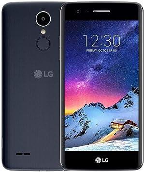 LG K8 (2017) Dual SIM 16GB X240 Negro Azul SIM Free: Amazon.es ...