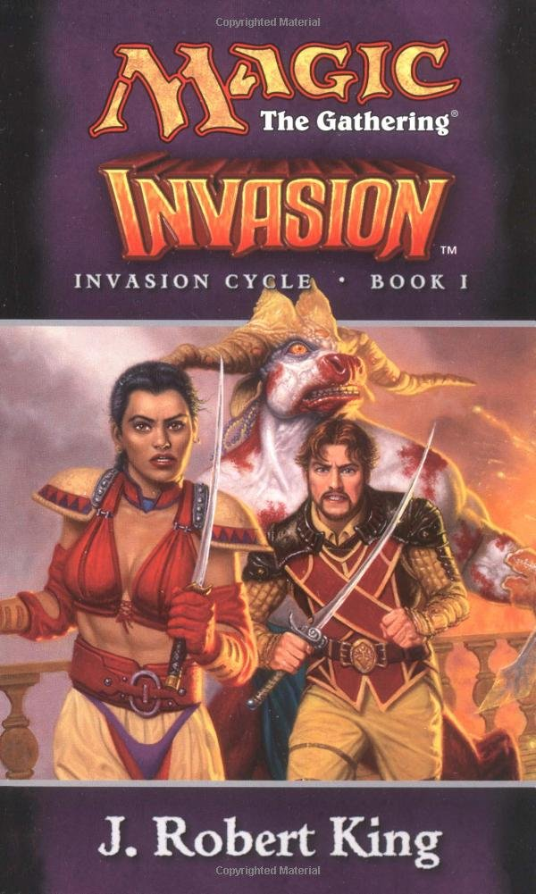 Invasion: Invasion Cycle, Book I