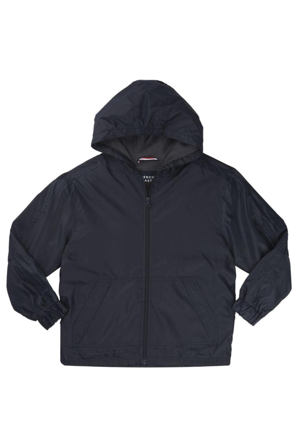 French Toast Lined Jacket(Size 8-14) Boys Navy 12