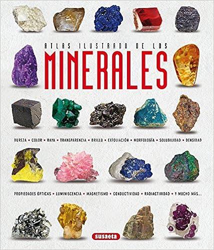 Minerales por Susaeta Ediciones S A epub