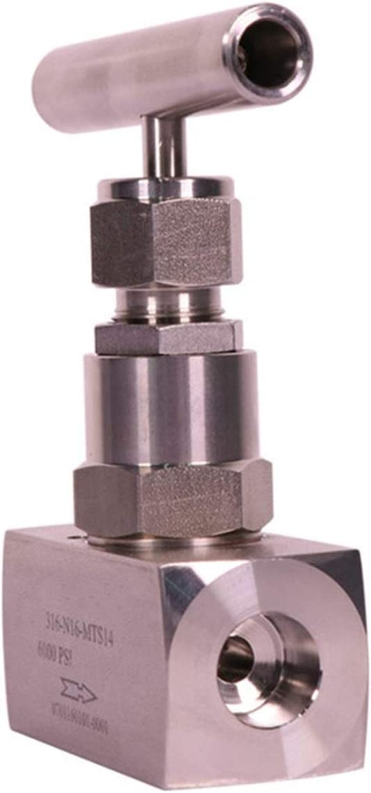 Specification : 16mm High Temperature High Pressure Needle Valve Socket Weld Stainless Steel Weld Type Needle Valve 3//8-1 Inch 12mm-28mm Durable