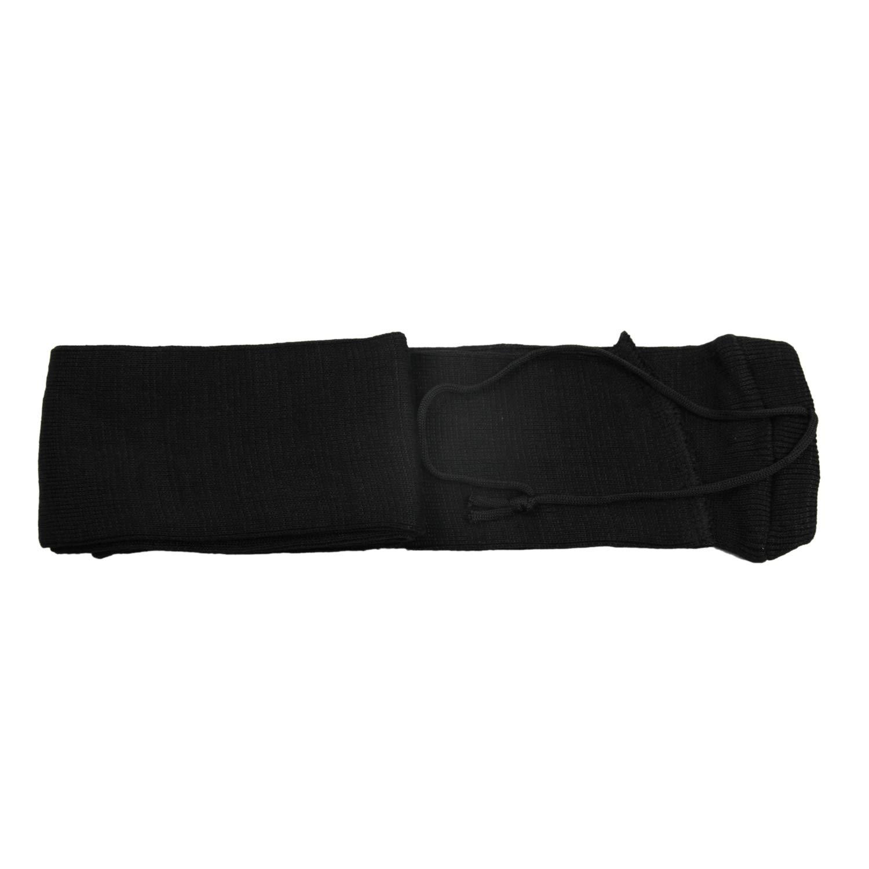 GUGULUZA Silicone Treated Knit Gun Socks 52'' for Rifles (Black - 1 Pack) by GUGULUZA