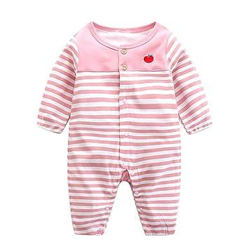 e22c71eb2e9a2 エルフ ベビー(Fairy Baby)新生児服 カバーオールロンパース 前開き 長袖 四季兼用 クマ