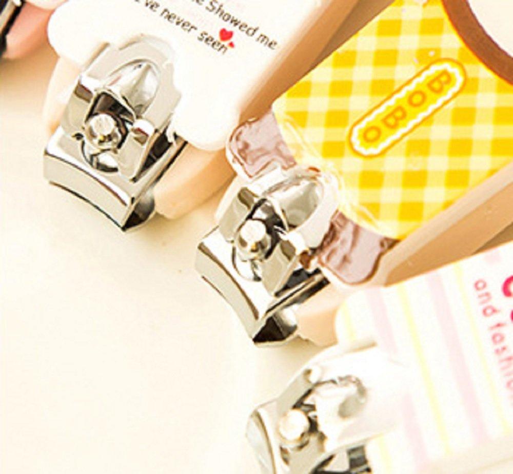 Dmtse 6 X Home Design Cute Nail Cutting Clippers Pedicure Manicure