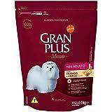 Gran Plus - Ração para Cães Adultos Mini, Menu Frango e Arroz, 1Kg