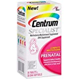 Centrum Prenatal Speciali Size 56ct Centrum Prenatal Specialist 56ct
