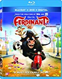 Ferdinand [Blu-ray + DVD + Digital Copy] (Bilingual)