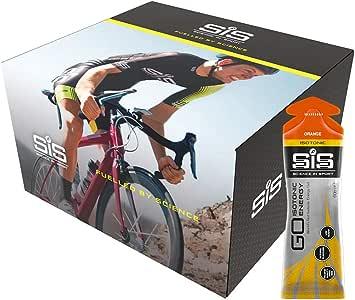 Science in Sport SiS Go Gel Energía Isotónica, Naranja 35 X 60ml (201028)
