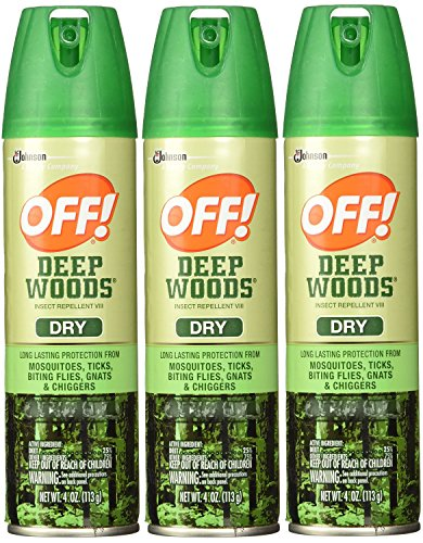 Insect Repellent VIII 4 oz (3 Pack) ()