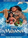Image of Moana (2016) (With Bonus Content)