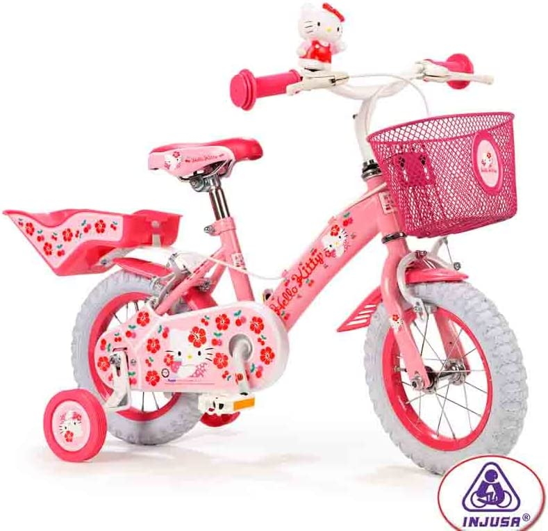 INJUSA - Bicicleta 12