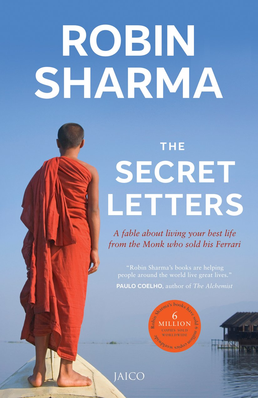 The Secret Letters Of The Monk Who Sold His Ferrari Amazon In