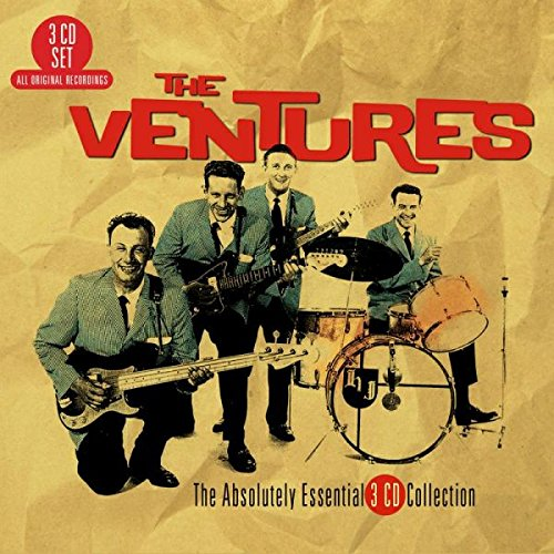 The Ventures - Absolutely Essential 3 CD Collection (United Kingdom - Import, 3PC)