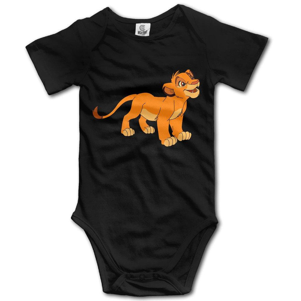 Popular Animal Simba Lion King Baby Onesie Baby Bodysuit