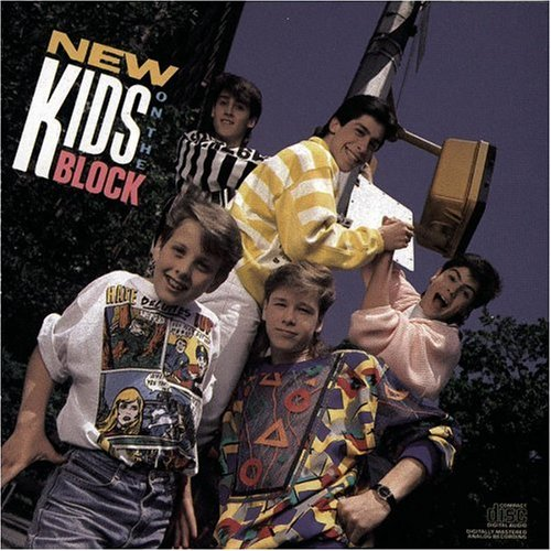 New Kids on the Block by Sony
