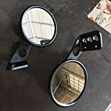 Flat Side Mirrors Can-Am Maverick X3 Max SSP Right & Left UTV Joker Machine !