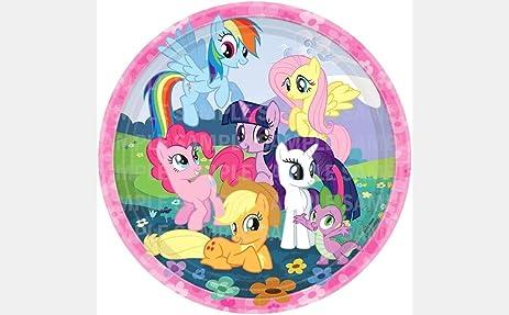 Amazoncom My Little Pony Friendship Magic Birthday Edible Image
