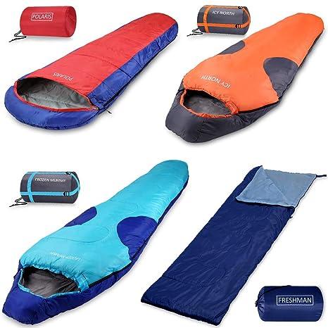 Saco de dormir y manta 2 en 1 Azul oscuro -190 x 75 cm-