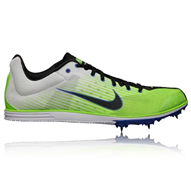 Nike Zoom Rival D 7 Running Spikes - 9 - White