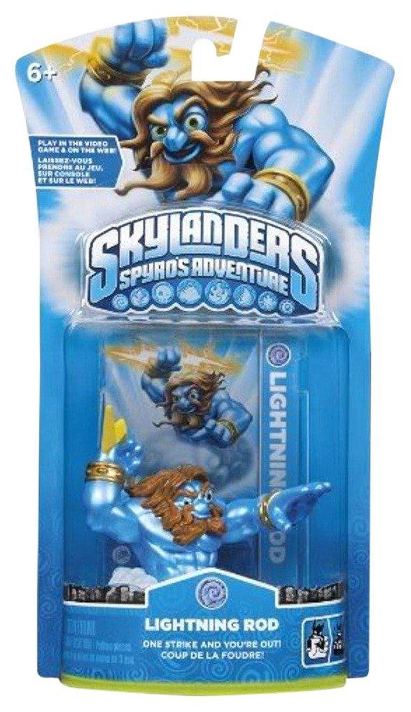 Skylanders Spyro's Adventure: Character Pack - Lightning Rod (Wii/PS3/Xbox 360/PC): Video Games