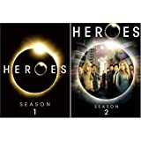 Heroes: Seasons 1-2 DVD Set