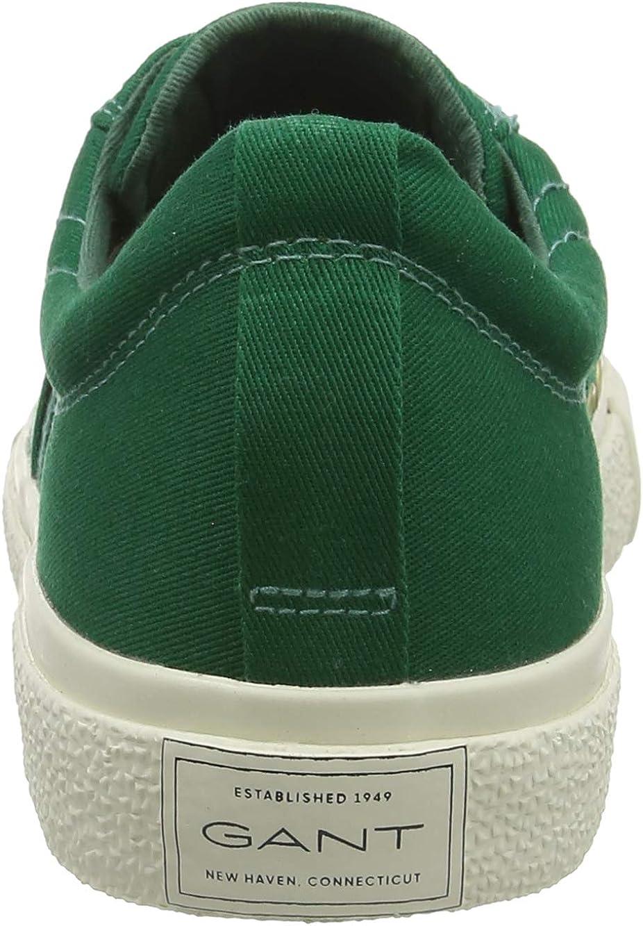 GANT Herren Faircourt Sneaker Grün Green G731