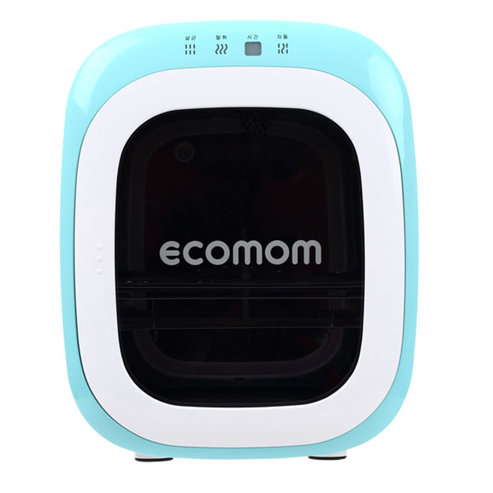 ECOMOM ECO-22 Baby Bottle Multi Anion Sterilizer Ultraviolet Deodorant 220V (Blue)