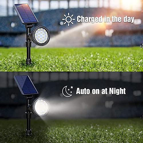 Benefits of Using Solar Spotlights Outdoors