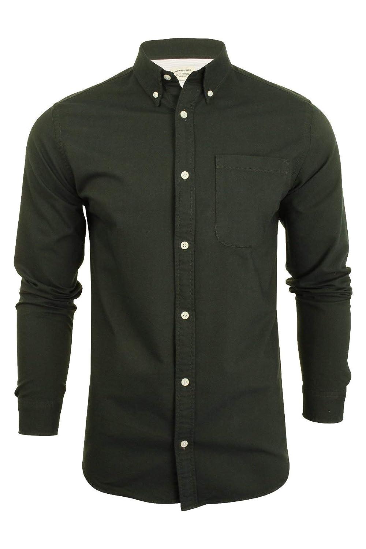 Jack & Jones Men's Jjeoxford Shirt L/S Noos Formal 12138086
