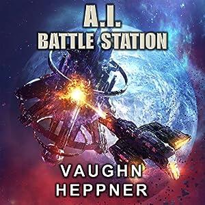 A. I. Battle Station Audiobook