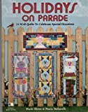 Holidays on Parade, Marie Shirer and Marla Stefanelli, 0943721172